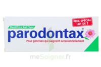 Parodontax Dentifrice Gel Fluor 75ml X2 à Versailles