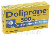 Doliprane 500 Mg Comprimés 2plq/8 (16) à Versailles