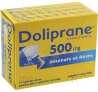 Doliprane 500 Mg Poudre Pour Solution Buvable En Sachet-dose B/12 à Versailles