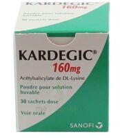Kardegic 160 Mg, Poudre Pour Solution Buvable En Sachet à Versailles