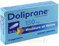 Doliprane 150 Mg Suppositoires 2plq/5 (10) à Versailles
