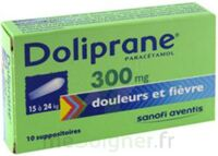 Doliprane 300 Mg Suppositoires 2plq/5 (10) à Versailles