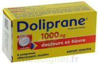 Doliprane 1000 Mg Comprimés Effervescents Sécables T/8 à Versailles