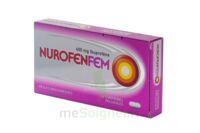 Nurofenfem 400 Mg, Comprimé Pelliculé à Versailles