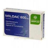 Mildac 600 Mg, Comprimé Enrobé à Versailles