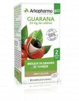 Arkogélules Guarana Bio Gélules Fl/45 à Versailles