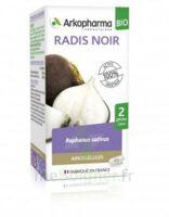 Arkogélules Radis Noir Bio Gélules Fl/40 à Versailles