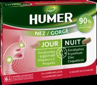 Humer Nez/gorge Jour&nuit 15 Comprimés à Versailles
