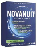Novanuit Triple Action Comprimés B/30 à Versailles