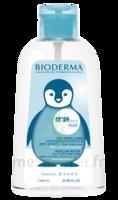 Abcderm H2o Solution Sans Rinçage Nettoyante Bébé Fl Pompe/1l à Versailles