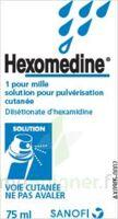 Hexomedine 1 Pour Mille, Solution Pour Pulvérisation Cutanée En Flacon Pressurisé à Versailles