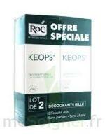 Keops Deodorant Bille Peaux Fragiles Lot De 2 à Versailles