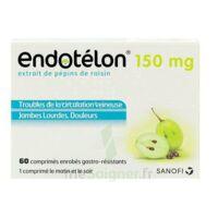 Endotelon 150 Mg, Comprimé Enrobé Gastro-résistant à Versailles