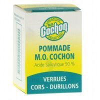 Pommade M.o. Cochon 50 %, Pommade à Versailles