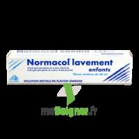 Normacol Lavement Enfants, Solution Rectale, Récipient Unidose à Versailles