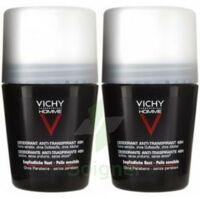 Vichy Anti-transpirant Homme Bille Anti-trace 48h Lot à Versailles