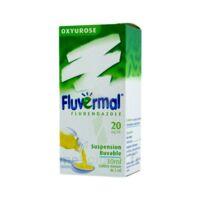 Fluvermal 2 % Susp Buv Fl/30ml à Versailles