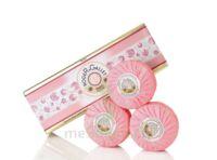 Savon Doux Parfumé Rose Coffret à Versailles