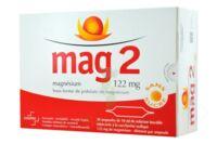 Mag 2 122 Mg S Buv En Ampoule Sans Sucre édulcoré à La Saccharine Sodique 30amp/10ml à Versailles