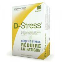 D-stress, Boite De 80 à Versailles