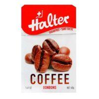 Halter Sans Sucre Bonbon Café B/40g à Versailles