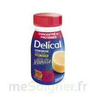 Delical Boisson Hp Hc Concentree Nutriment Vanille 4bouteilles/200ml à Versailles