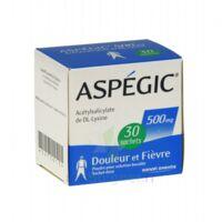 Aspegic 500 Mg, Poudre Pour Solution Buvable En Sachet-dose 30 à Versailles
