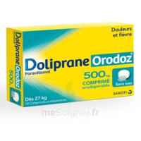 Dolipraneorodoz 500 Mg, Comprimé Orodispersible à Versailles