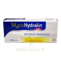 Mycohydralin 500 Mg, Comprimé Vaginal à Versailles