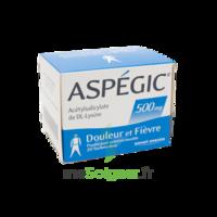 Aspegic 500 Mg, Poudre Pour Solution Buvable En Sachet-dose 20 à Versailles