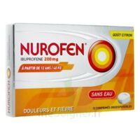 Nurofen 200 Mg, Comprimé Orodispersible à Versailles