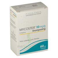 Mycoster 10 Mg/g Shampooing Fl/60ml à Versailles