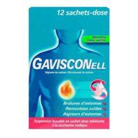 Gavisconell Suspension Buvable Sachet-dose Menthe Sans Sucre 12sach/10ml à Versailles