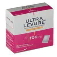 Ultra-levure 100 Mg Poudre Pour Suspension Buvable En Sachet B/20 à Versailles