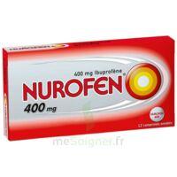 Nurofen 400 Mg Comprimés Enrobés Plq/12 à Versailles