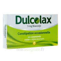 Dulcolax 5 Mg Comprimés Enrobés Gastro-résistants Plq/30 à Versailles