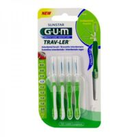 Gum Trav - Ler, 1,1 Mm, Manche Vert , Blister 4 à Versailles