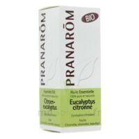Huile Essentielle Eucalyptus Citronne Bio Pranarom 10 Ml à Versailles