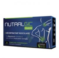 Nutralgic Muscle Comprimés Décontractant Musculaire B/14 à Versailles