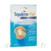 Tegaderm + Pad, 5 Cm X 7 Cm , Bt 5 à Versailles