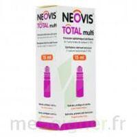 Neovis Total Multi S Ophtalmique Lubrifiante Pour Instillation Oculaire Fl/15ml à Versailles