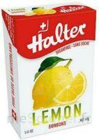 Halter Sans Sucre Bonbon Citron B/40g à Versailles