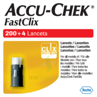 Accu-chek Fastclix Lancettes B/204 à Versailles