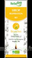 Herbalgem Sirop Bio Respiration 150ml à Versailles