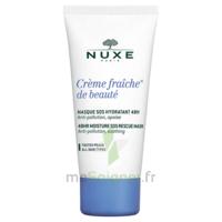 Crème Fraiche® De Beauté - Masque Hydratant 48h Et Anti-pollution50ml à Versailles