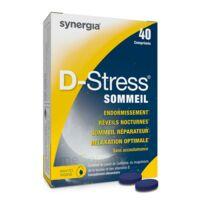 D-stress Sommeil Comprimés B/40 à Versailles