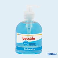 Baccide Gel Mains Désinfectant Sans Rinçage 300ml à Versailles