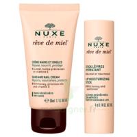 Rêve De Miel Crème Mains Et Ongles + Stick Lèvres Hydratant à Versailles