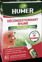Humer Décongestionnant Rhume Spray Nasal 20ml à Versailles