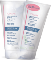 Ducray Ictyane Crèmes Duo 2 X 200ml à Versailles